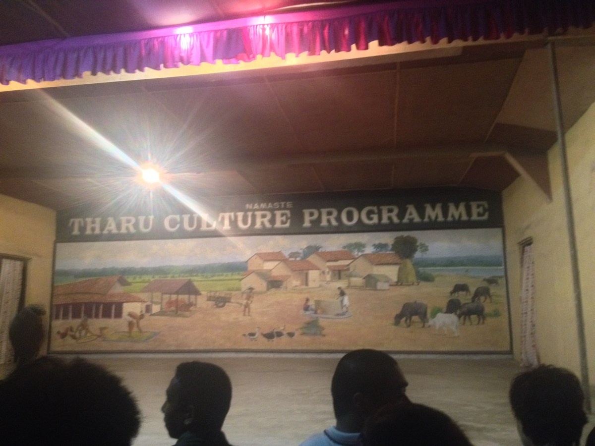 Chitwan National Park: Tharu Dance Program Part IV