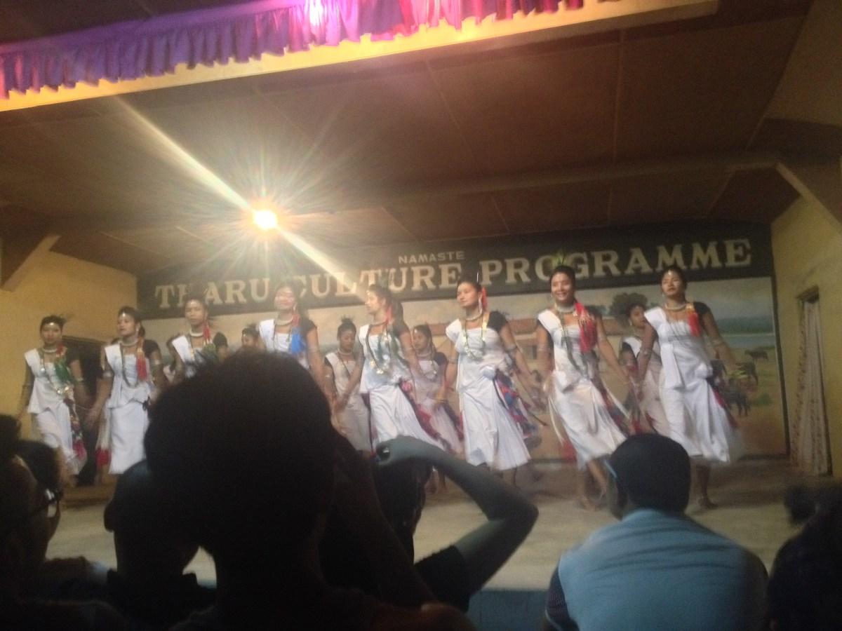 Chitwan National Park: Tharu Dance Program Part II