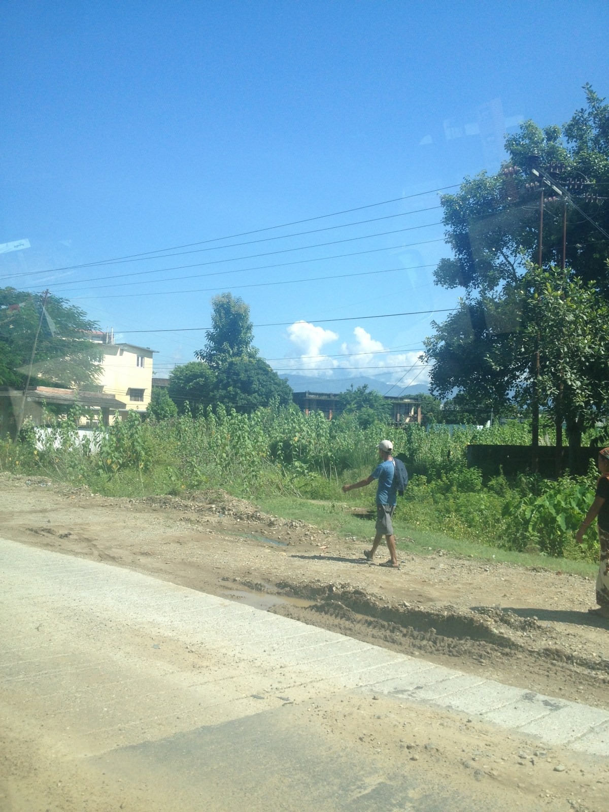 Nepal Travel: Teens Try to Scam Jennifer in Kathmandu