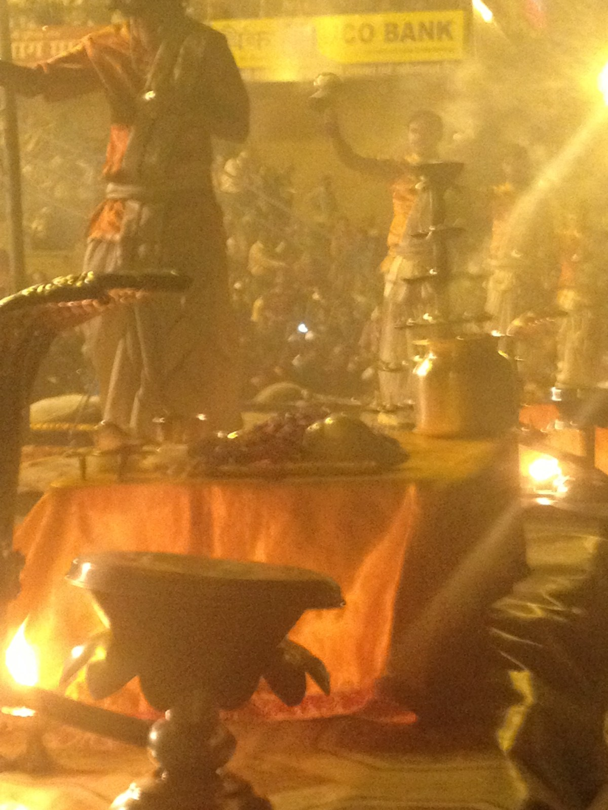 Varanasi Tourism: Hindu Fire Ritual Part II