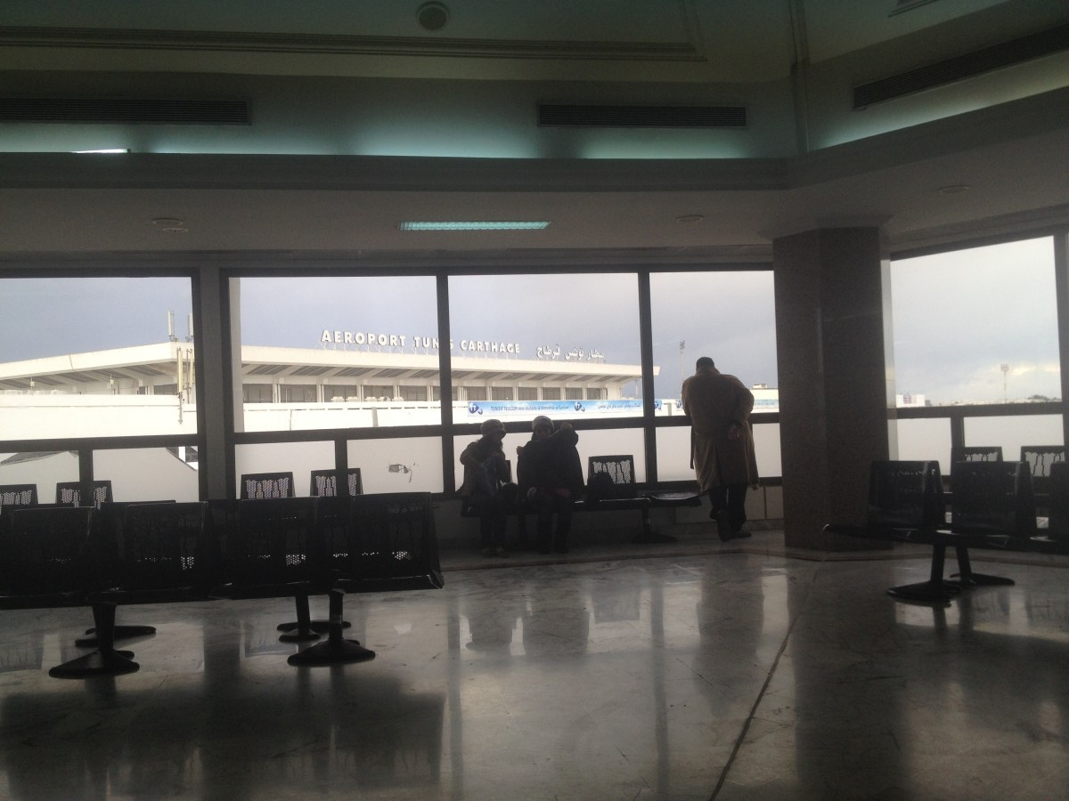 Arab Culture: Pre flight Prayer – Tunis to Cairo