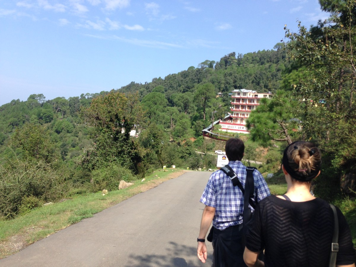 Lydi Talks About Travel and Moldy Pillows on Himalayan Hike to New Hotel
