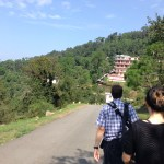 Hiking to a New Hotel