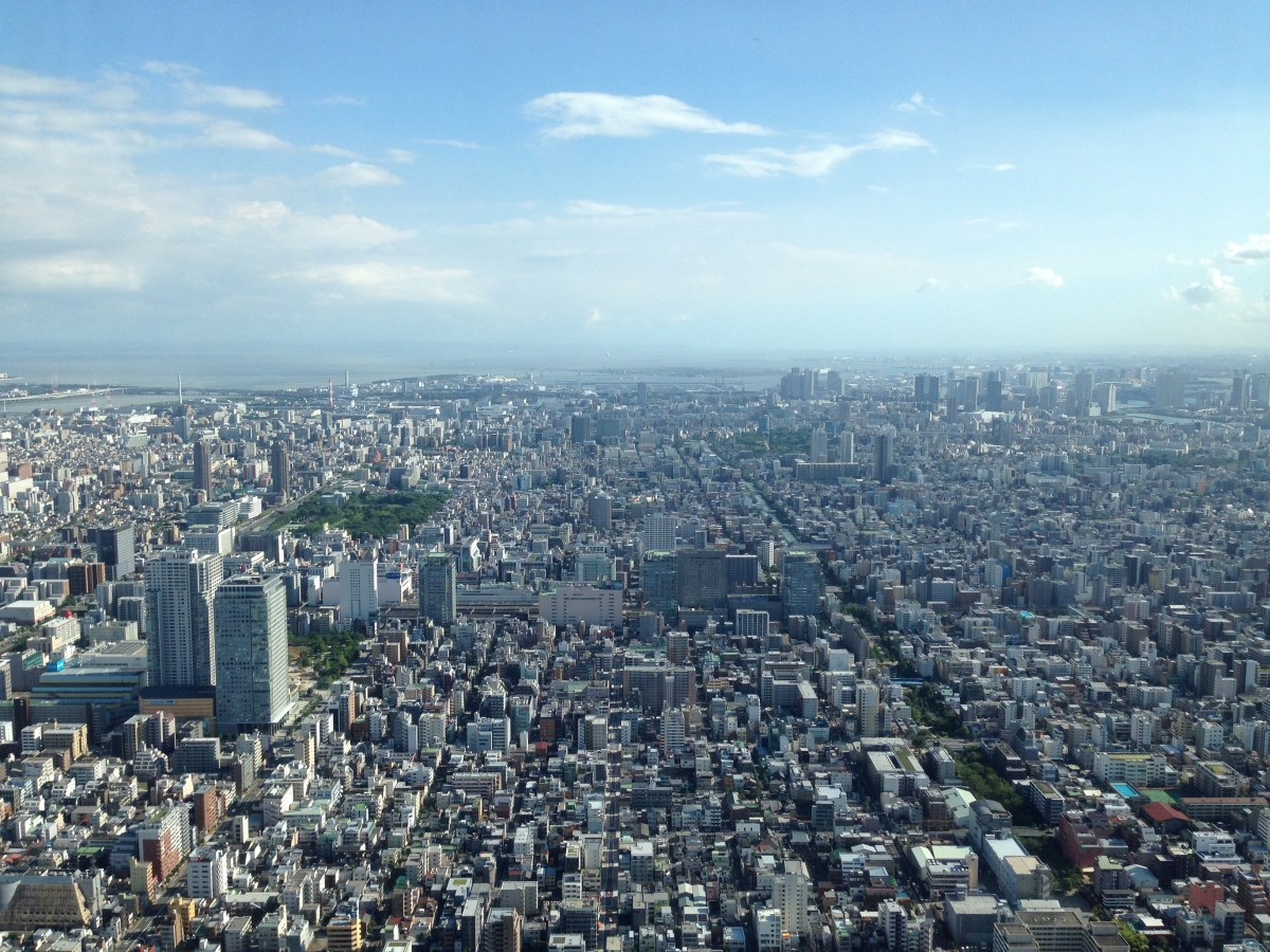 Tokyo Tourism: Discussing Typhoon Lionrock