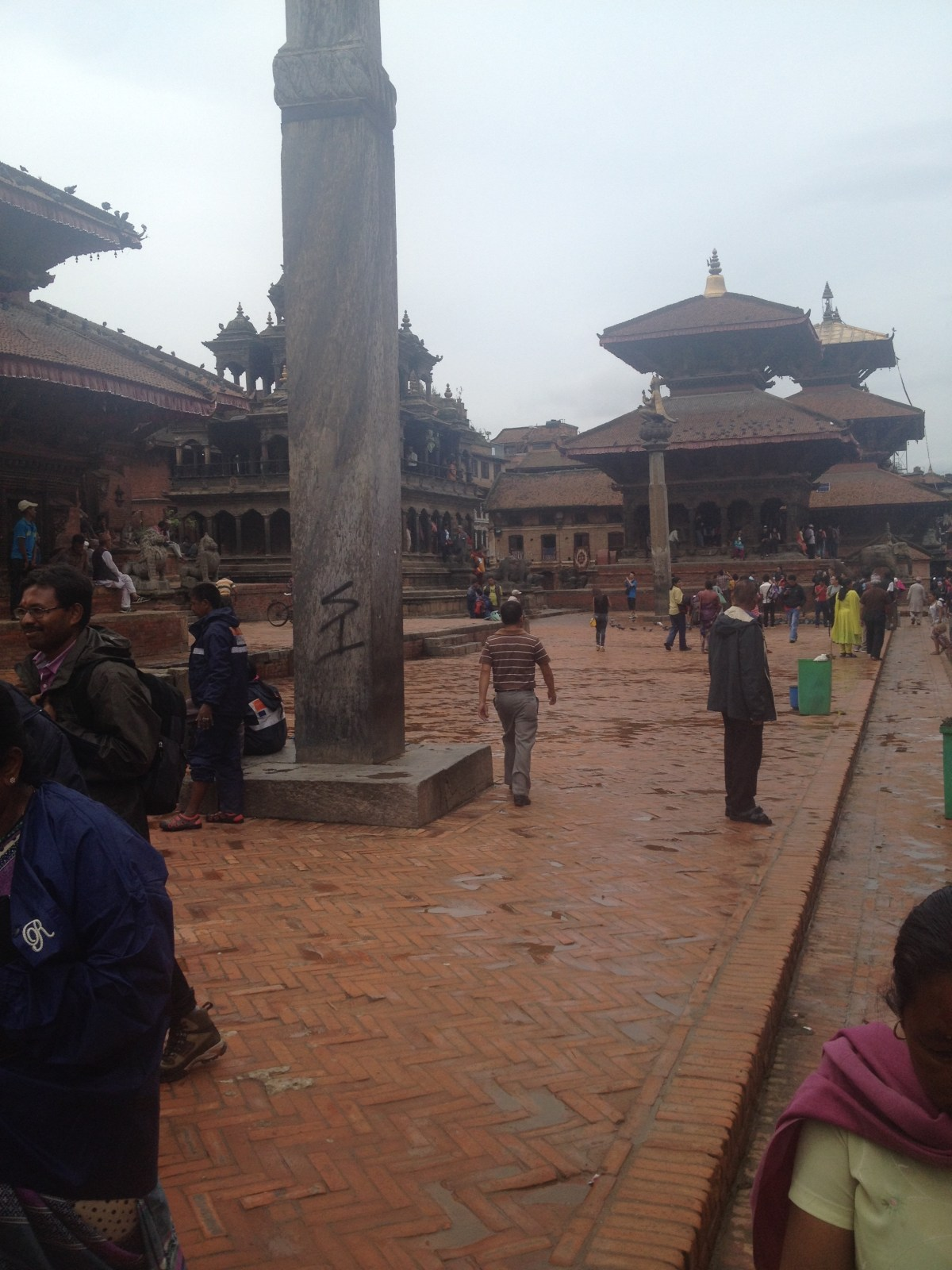 Nepal Travel: Tour of Kathmandu Durbar Square (2014)