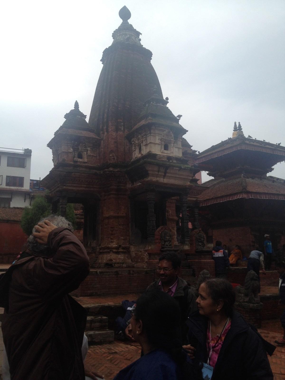 Nepal Travel: Entrance to Durbar Square Kathmandu