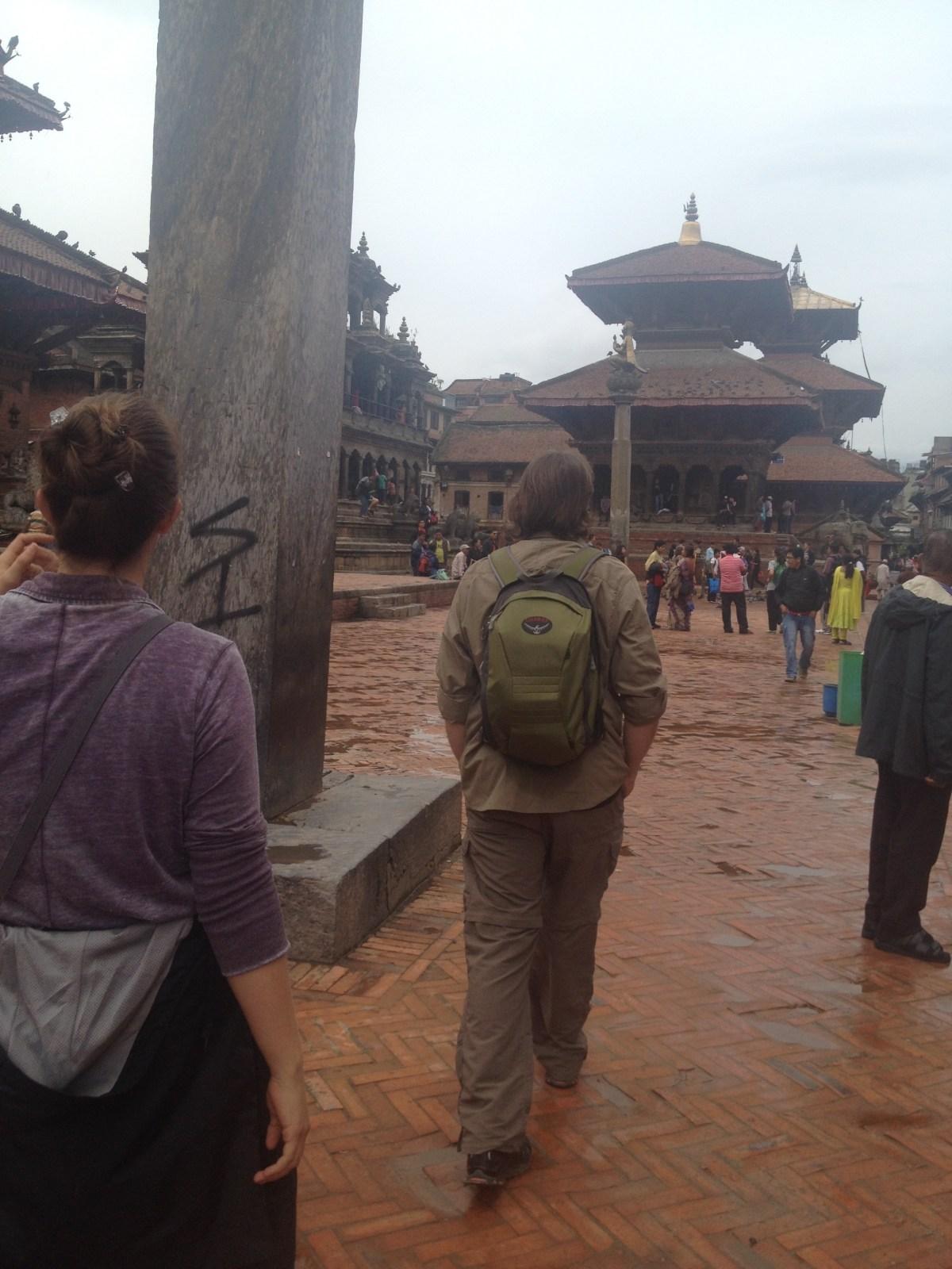 Nepal Travel: Snappy Lydian in Kathmandu