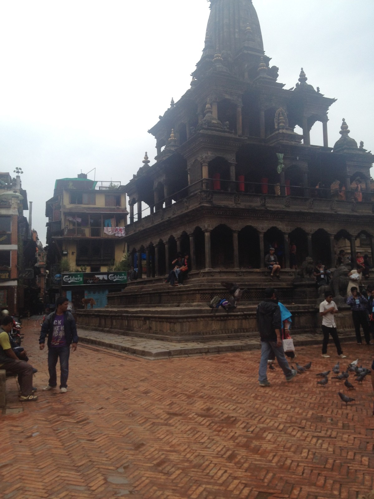 Nepal Travel: Parade and Special Event in Kathmandu Nepal