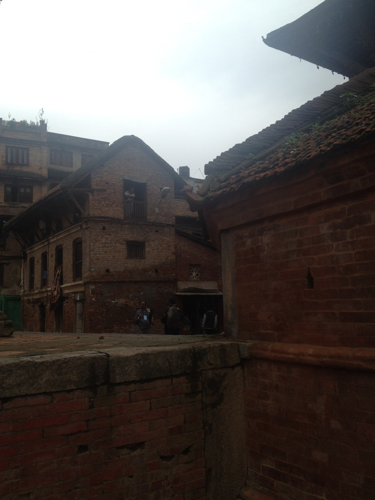 Nepal Travel: Restrooms at Durbar Square