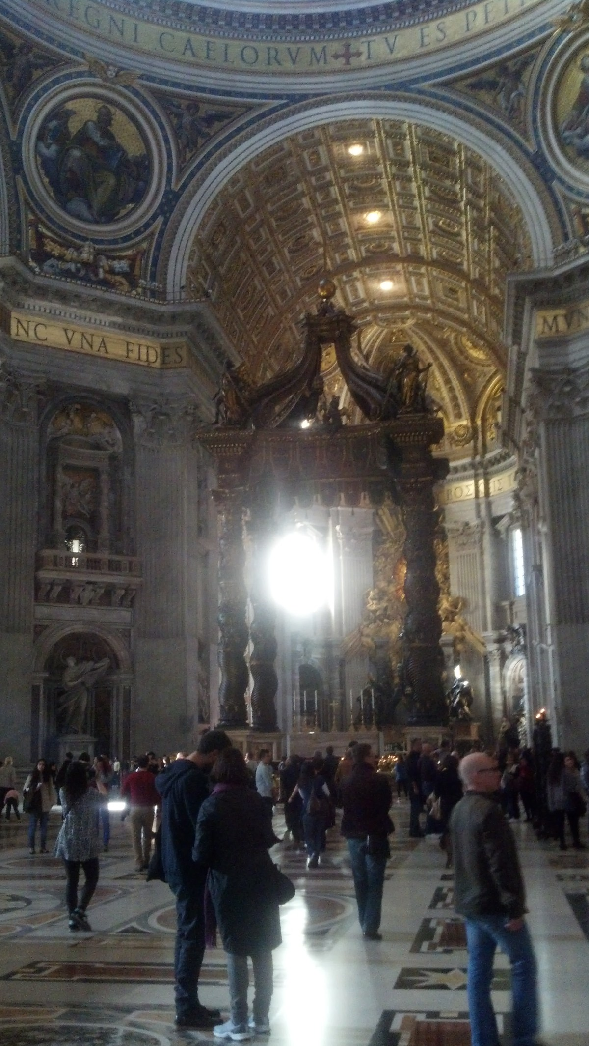 Rome Travel: Mass at the Vatican