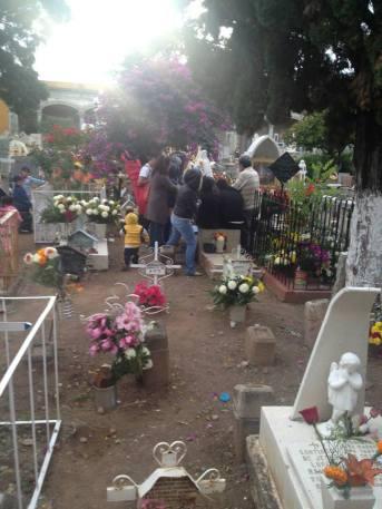 Dia de los Muertos Guanajuato Mexico120