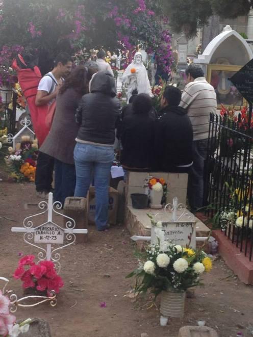 Dia de los Muertos Guanajuato Mexico121