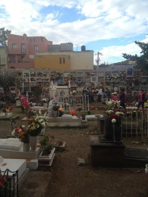 Dia de los Muertos Guanajuato Mexico132