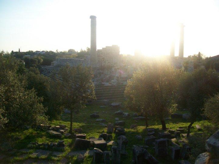 Didyma, Turkey Ruins: Photo Gallery