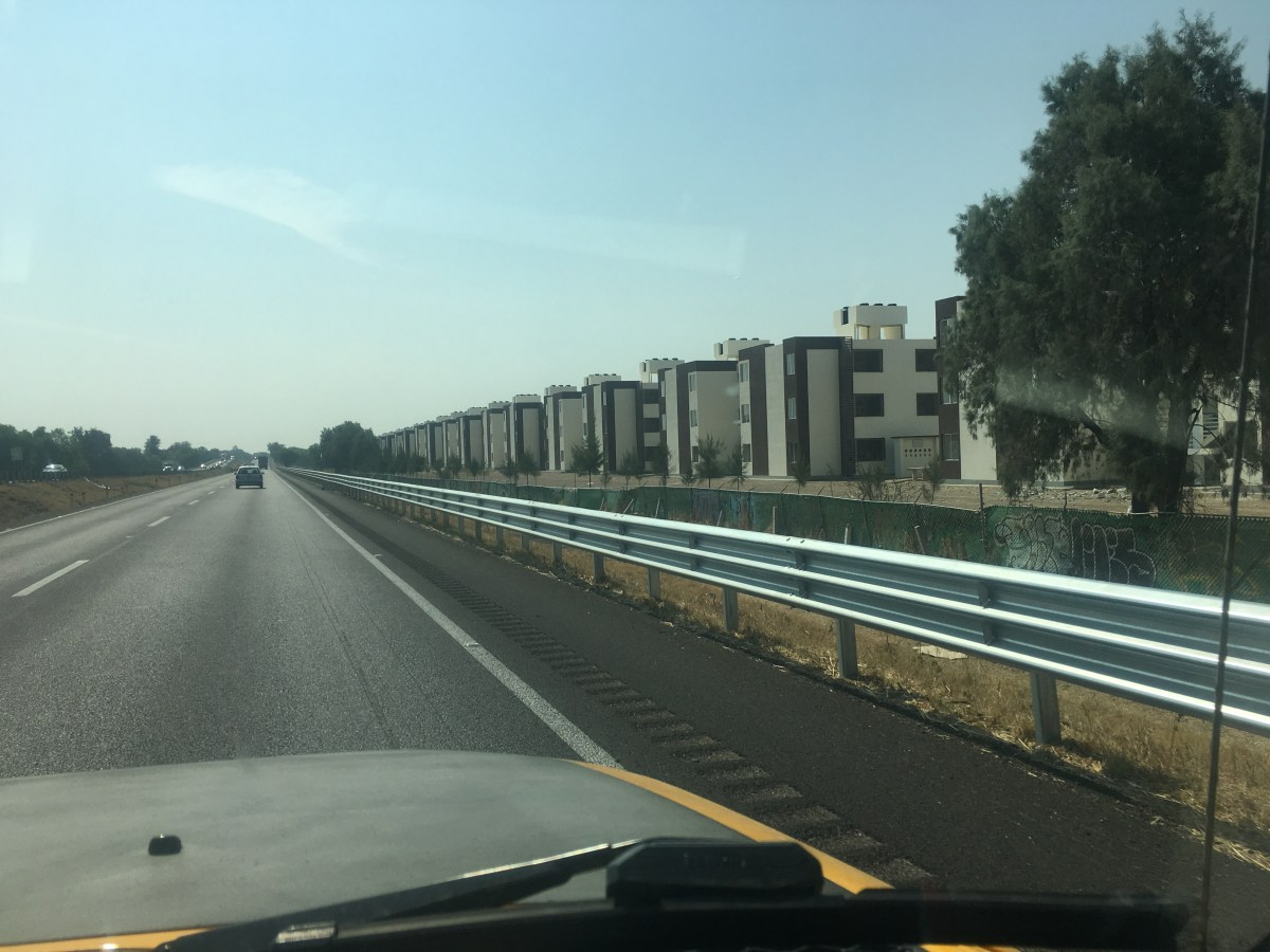 Our Highway Robbery and Near Death Experience — By Jennifer Shipp