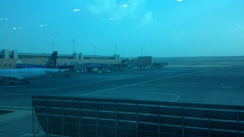 Egypt to Israel Airport