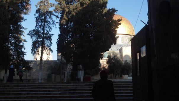 Israel Jerusalem Temple Mount