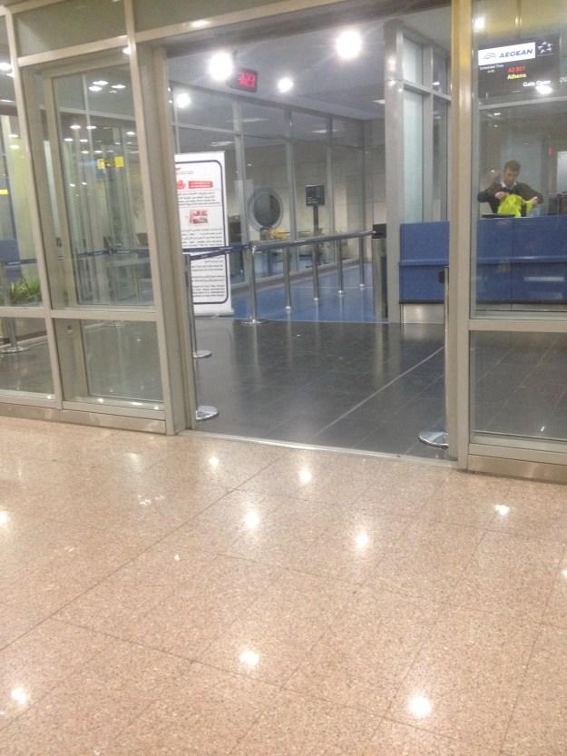 Cairo Egypt Airport