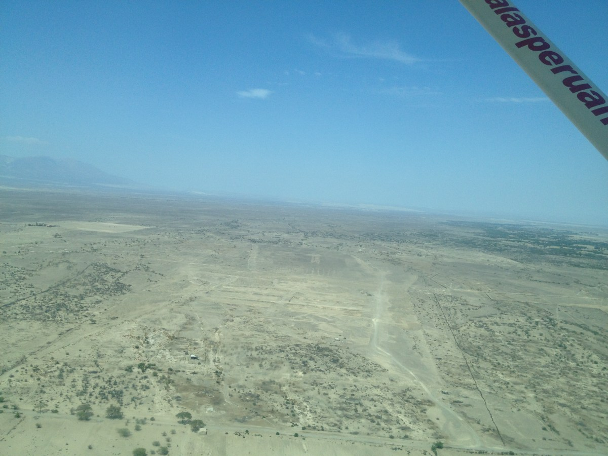 The Nazca Lines –By Lydian Shipp