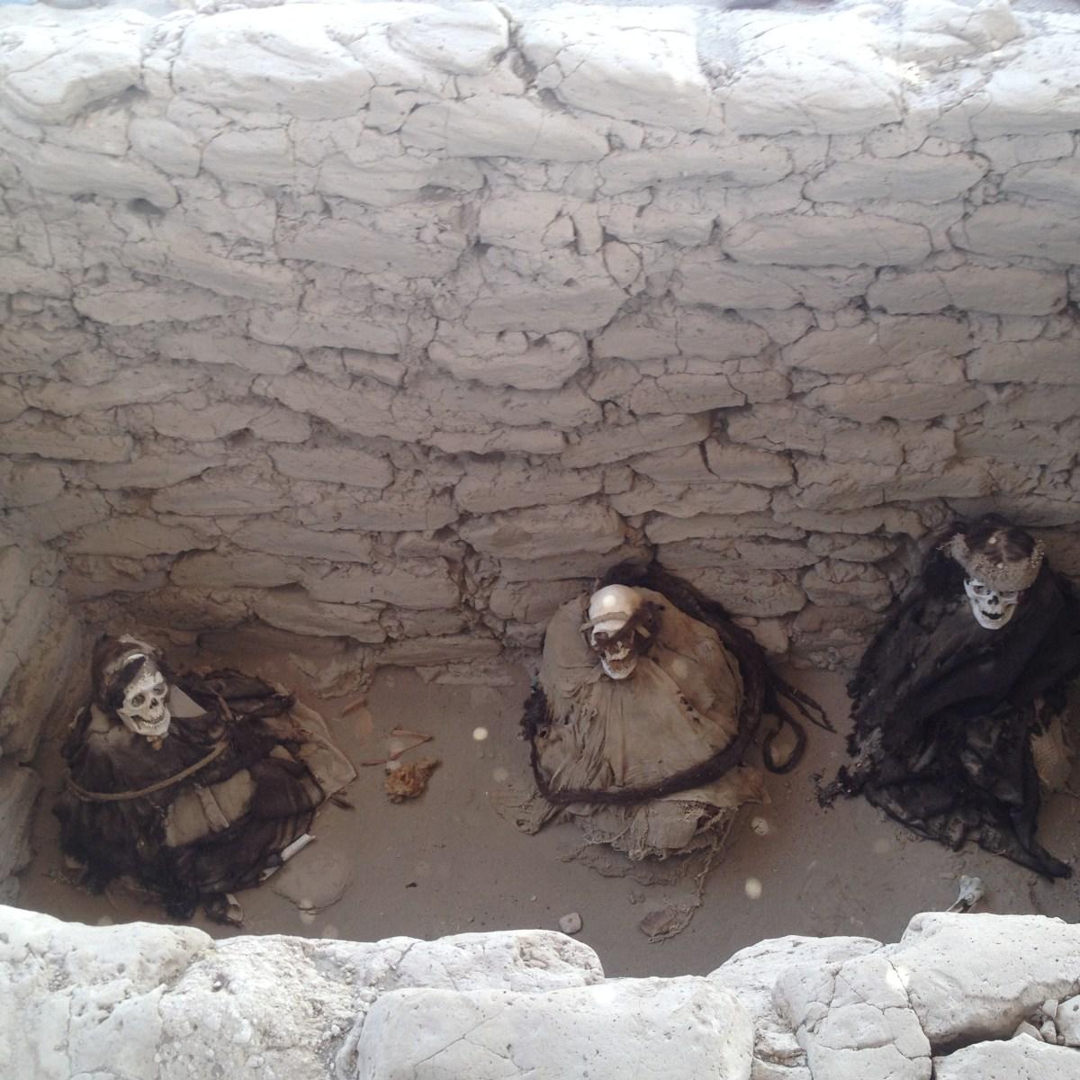 Nazca Chauchilla Cemetery: Photo Gallery