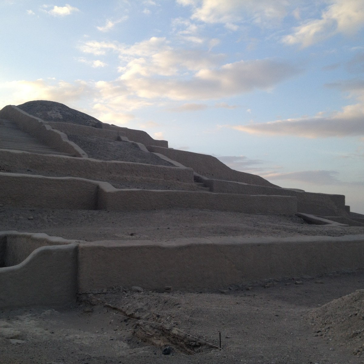 Nazca Cahuachi Ruins: Photo Gallery