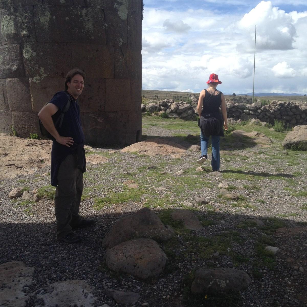 The Sillustani Ruins Near Puno, Peru: Photo Gallery