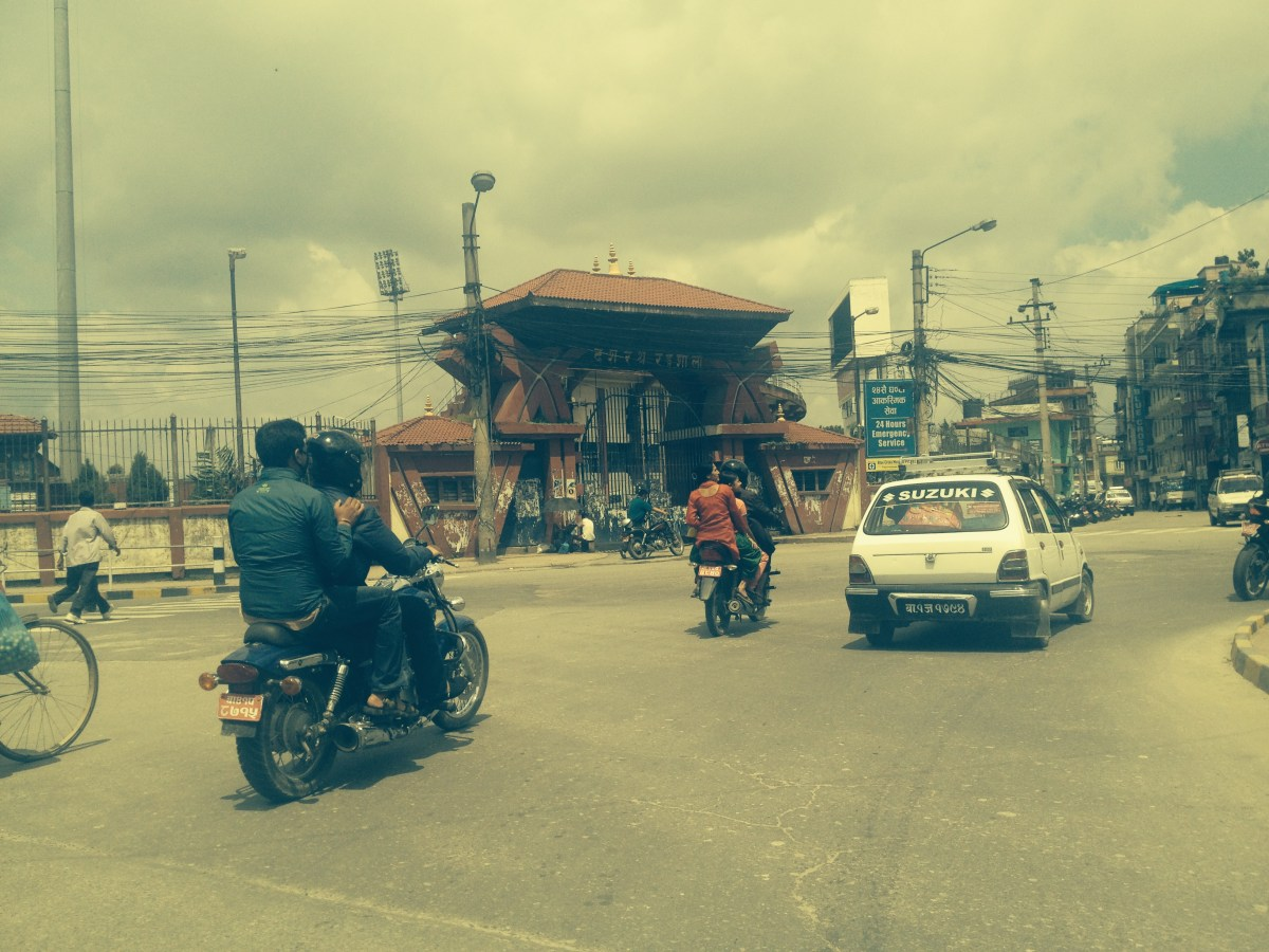 Traffic in Nepal: Crossing the Dotted Line at Home vs. Abroad — By Jennifer Shipp