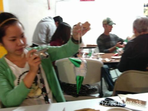 Making Pinatas Escuela Falcon Guanajuato Mexico 10