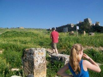 Pamukkale Turkey Travertine Terraces Hierapolis10