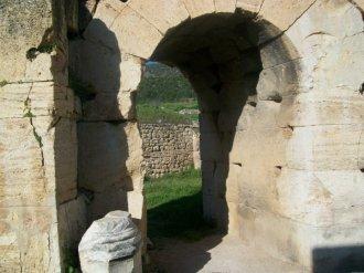 Pamukkale Turkey Travertine Terraces Hierapolis20