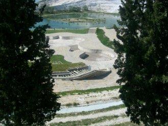 Pamukkale Turkey Travertine Terraces2