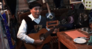 Traditional Mexican Songs on Guitar: Lydian Learns a New Song from the Profe Part II