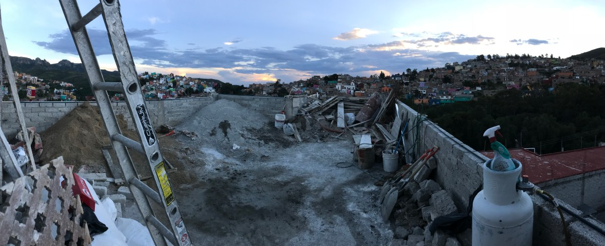 Humans: A Natural Disaster (More Construction in Mexico) — By Jennifer Shipp
