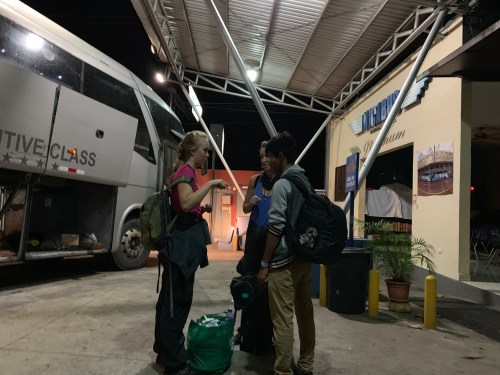 The Full Central America-4 Experience: On Being Turned Away at the Border –By Jennifer Shipp
