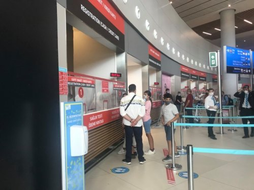 COVID-19 Rapid PCR Test for Travel – Istanbul International Airport