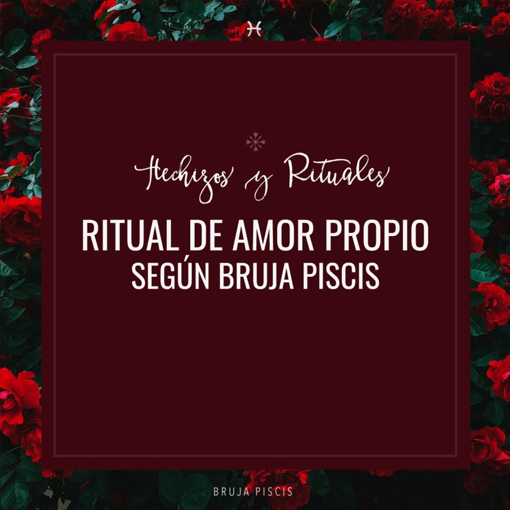 Sencillo ritual de amor propio con velas y rosas