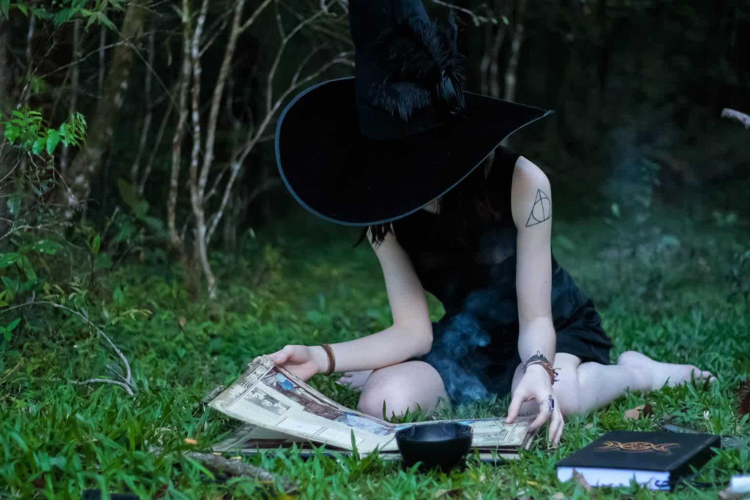 Consejos para brujas novatas, iniciando el camino mágico