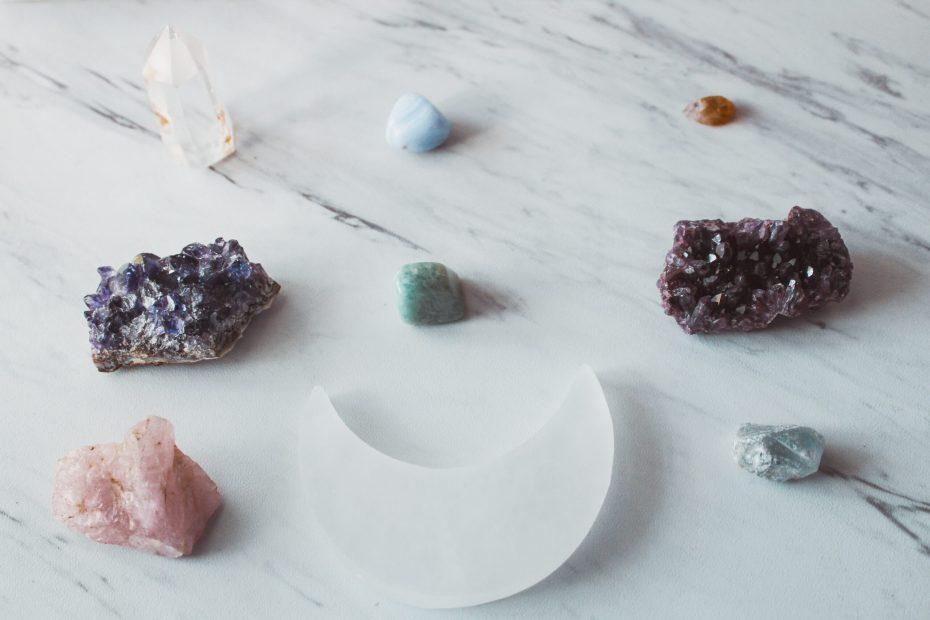 Cristales para la ansiedad