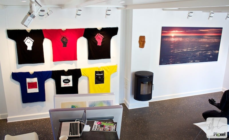 T-shirts at Bittes Gallery # 2