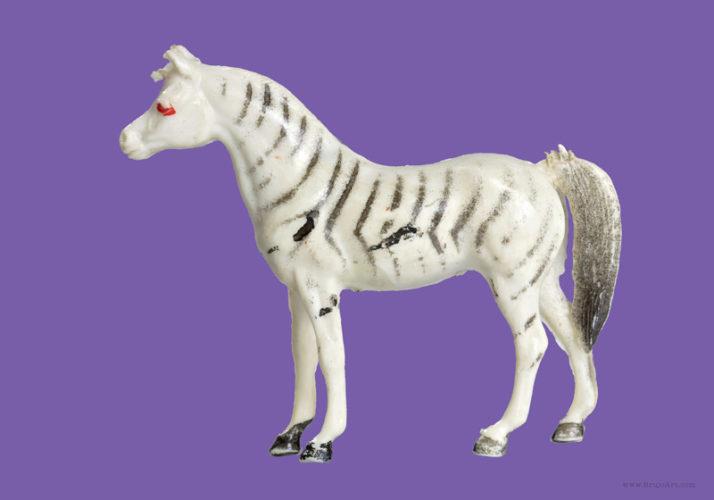Plastic Fantastic: Zebra