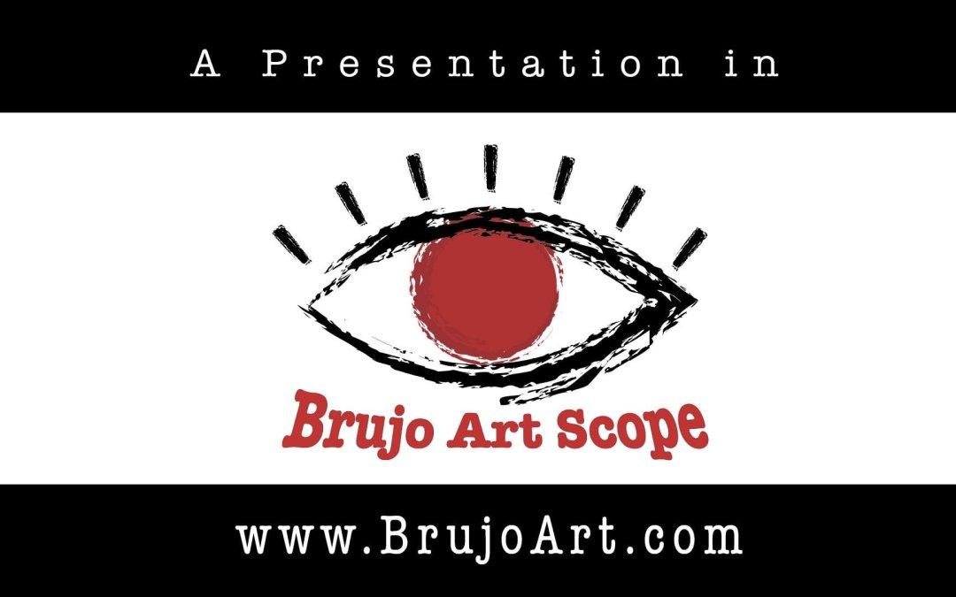 The 3 Logos of Brujo Art Company