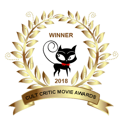 Winner Best Amateur Film at CULT CRITIC MOVIE AWARDS August 2018.