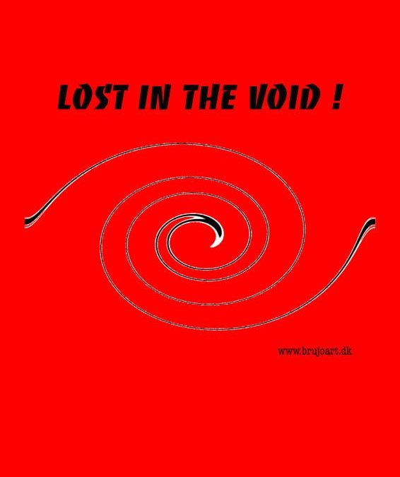 Lost in the void ! (Red)