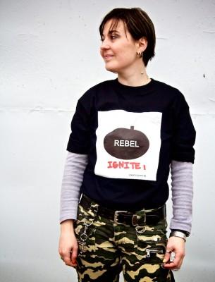 REBEL IGNITE !