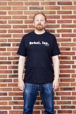 Rebel, Inc. (Black & White)