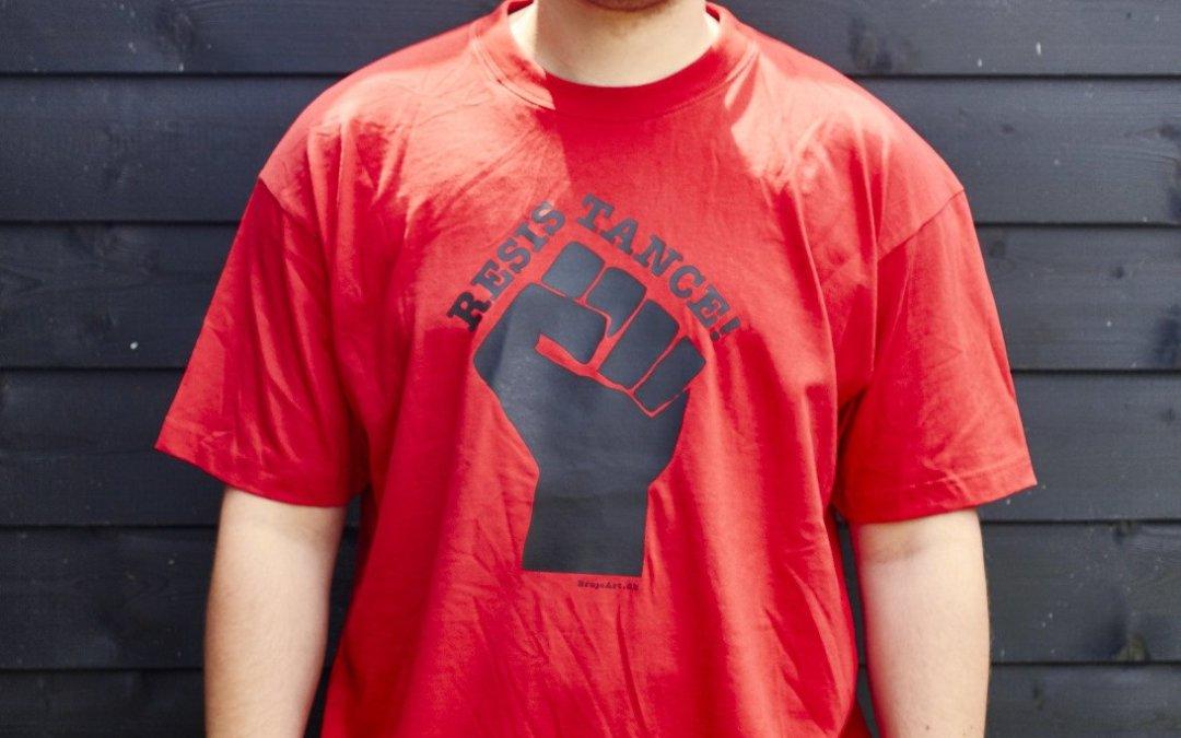 Resistance! (Red & Black)