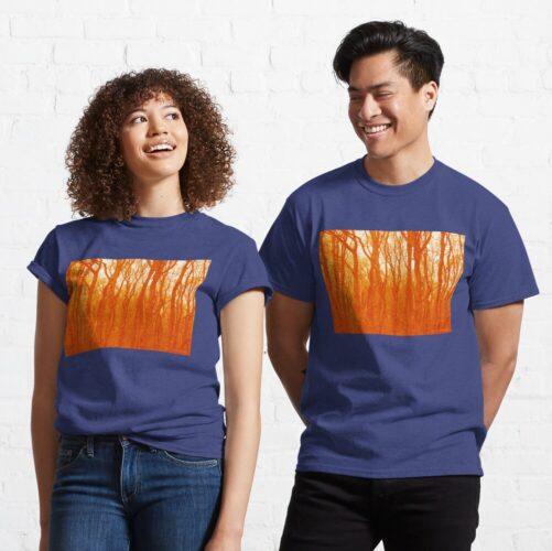 VELVET WOOD Orange