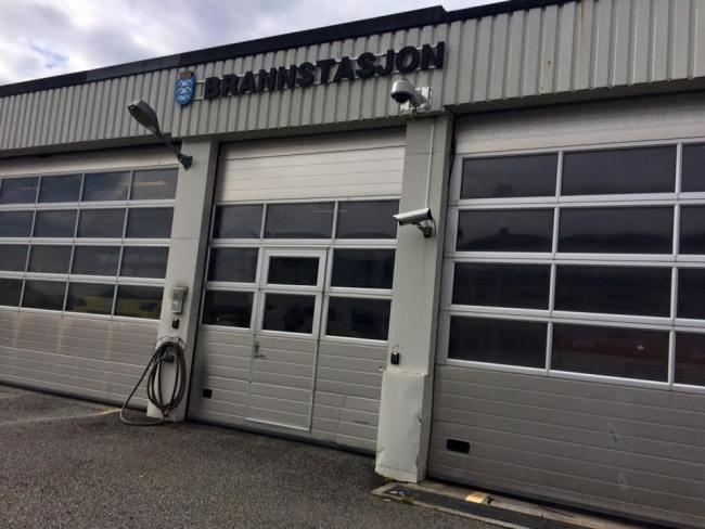brannstasjon