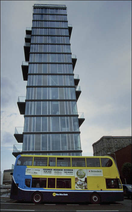 15 pieterowy autobus / 15 storey bus
