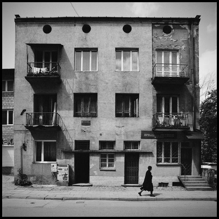 ul. Nowy Swiat, Kielce w maju 2009 r.